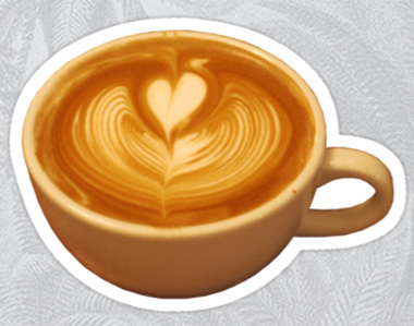 Coffee Love Sticker