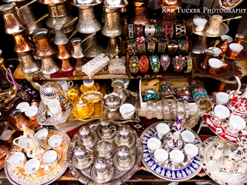 Dishes and kitchenware for sale in Sarajevo, Bosnia