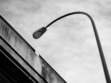 Industrial street light