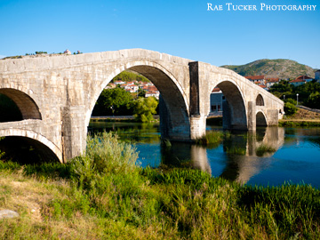 Bridge in Trebinje, Bosnia and Herzegovina