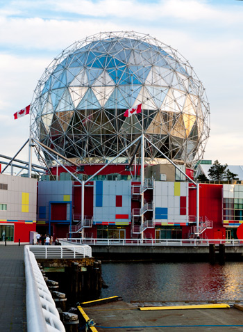 The Science Centre in Vancouver, British Columbia