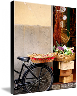 Italian Store Front Canvas Prints