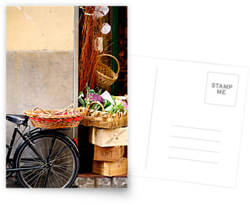 Italian Store Front Postcards