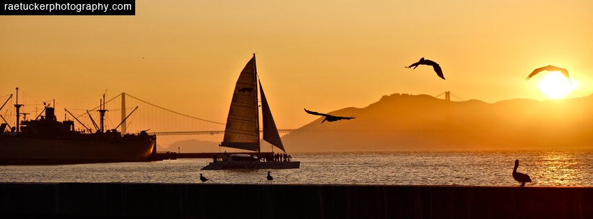 San Francisco Bay Facebook Timeline Banner