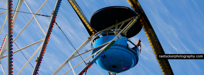 Ferris Wheel Free Facebook Banner Download