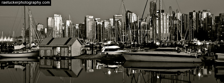 Vancouver British Columbia Free Facebook Banner